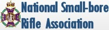 National Smallbore Rifle Association logo.